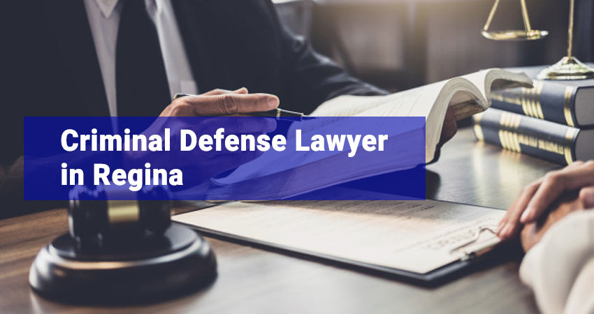 Criminal Defense Lawyer in Regina