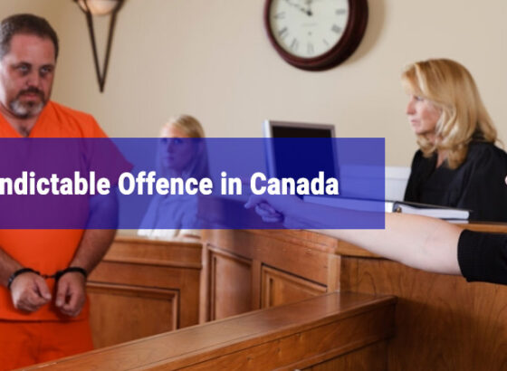 Indictable Offence in Canada [Charges] : The Ultimate Guide | Criminal Defence Lawyers In Regina